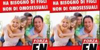 Manifesto omofobo