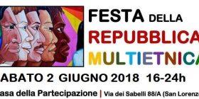 Festa della Repubblica Multietnica 2018