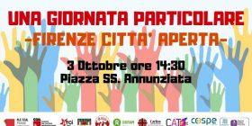 In piazza contro il razzismo. Firenze, gli studenti incontrano i migranti