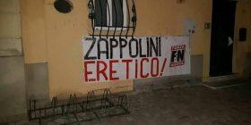 Attacco di Forza Nuova: solidarietà di Lunaria a don Armando Zappolini