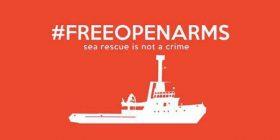 Se la solidarietà è un crimine: incontro con gli attivisti di Open Arms
