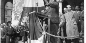 """Giuseppe Di Vittorio, 7 settembre 1938, da """"La Voce degli Italiani"""""""