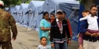 Terremoto: appello per una moratoria  sui permessi di soggiorno