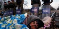 A sostegno dei profughi bloccati a Idomeni
