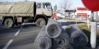 Austria: un'altra barriera in costruzione