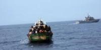 Due morti tra le 123 persone soccorse al largo di Lampedusa