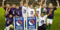 L'Uefa contro il razzismo