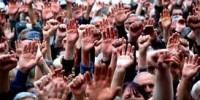 """""""Emergenza Nord Africa"""": manifestazione a Roma"""