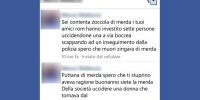 Ancora insulti razzisti a Dijana Pavlovic