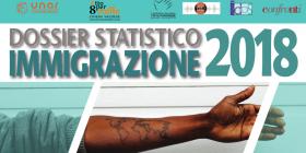 Presentato in tutta Italia il Dossier Statistico Immigrazione 2018