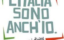 L'italia sono anch'io verso la manifestazione nazionale