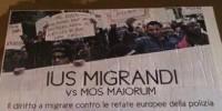 #IusMigrandi vs. MosMaiorum: social campaign contro controlli e arresti