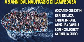 A cinque anni dal naufragio di Lampedusa