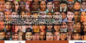 Corso teorico-pratico per operatore legale specializzato in Protezione internazionale