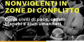 Gli interventi nonviolenti in zone di conflitto