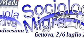 Quattordicesima Scuola Estiva di Sociologia delle Migrazioni