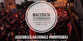 Appello per l'assemblea nazionale di Macerata del 10 febbraio