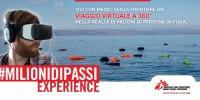 #Milionidipassi Experience