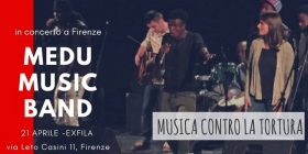 A Firenze Musica Contro la Tortura
