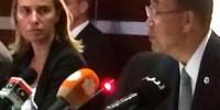 Migranti, Mogherini: non esclusa operazione militare in Libia