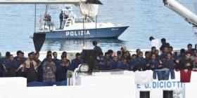 Diciotti: 42 migranti pronti a costituirsi parte civile