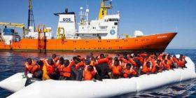 Mediterraneo, MSF: Nave Aquarius allontanata da un soccorso