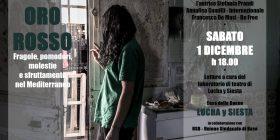 Presentazione ORO ROSSO di Stefania Prandi