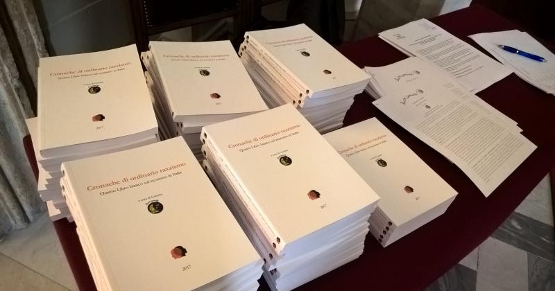 Il Libro bianco sul razzismo a Taranto e Matera!