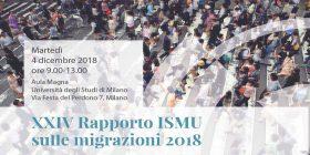 Presentazione del XXIV Rapporto ISMU sulle migrazioni