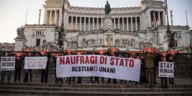 Restiamo Umani. All migrants are welcome!