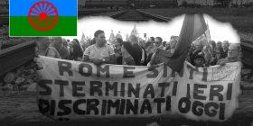 Rom e Sinti in piazza a Montecitorio