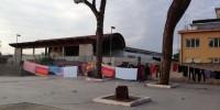 Roma, bombe a mano vicino a insediamento rom