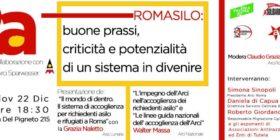 RomAsilo: buone prassi, criticità e potenzialità di un sistema in divenire