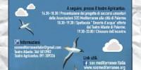 SOS Mediterranee arriva a Palemo