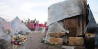 Sicilia, incendio in una tendopoli: muore un ragazzo