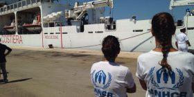 UNHCR e OIM chiedono una soluzione urgente allo stallo della Diciotti
