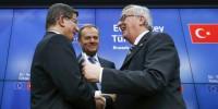 Accordo Ue – Turchia, un colpo di proporzioni storiche ai diritti umani