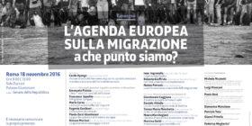L'agenda europea sulla migrazione: a che punto siamo?