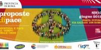 Pace e giustizia al tempo delle crisi – Forum – 8/10 giugno 2012