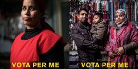"""Vota per me"". Guerrilla Art contro la violenza razzista"